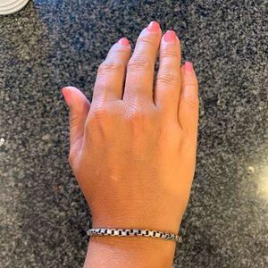 Venetian link Tiffany's Bracelet